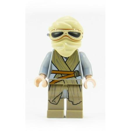 LEGO Star Wars Rey - with Mask - Lego Masks