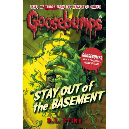 Stay Out of the Basement (Goosebumps) (Paperback) - Goosebumps Stay Out Of The Basement Movie