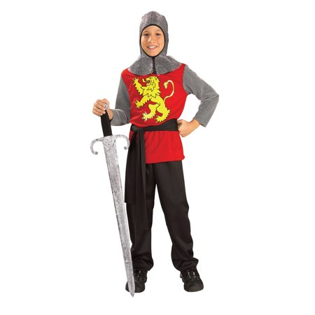 Medieval Lord Knight Boys Costume R881096 - Medium (8-10)