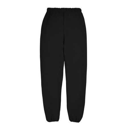 Classic Fleece Sweatpants (Jerzees Mid-Weight Fleece Elastic Bottom Sweatpants (Little Boys & Big Boys))