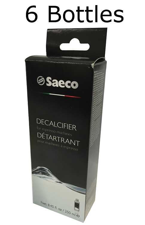 6 Philips Saeco Espresso Machine Decalcifier Descaling CA6700 by