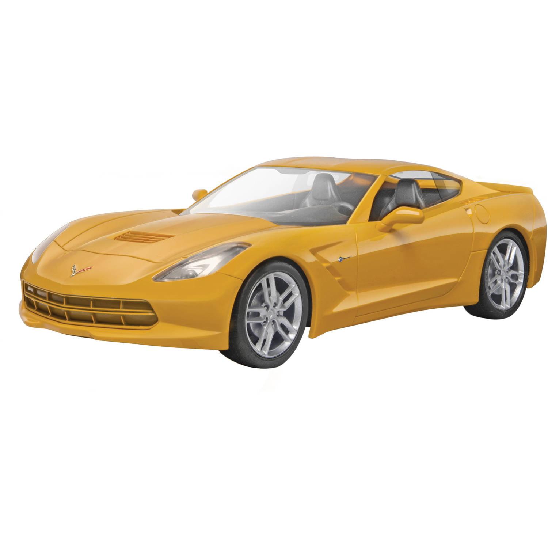 Revell SnapTite 1:25 2014 Corvette Stingray Plastic Model Kit by Revell