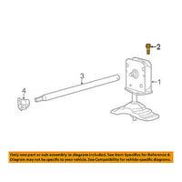 CHRYSLER OEM Spare Tire Carrier-Bolt 6102153AA