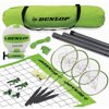Deals on Dunlop Volleyball and Badminton Combo