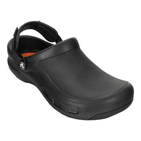 75b729cee87b26 Crocs - Crocs Mens Bistro Pro Clog - Walmart.com