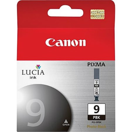 Canon PGI-9PBK Ink Cartridge - Photo Black PGI-9PBK Ink Cartridge - Photo (1 Pgi 9pbk Photo)
