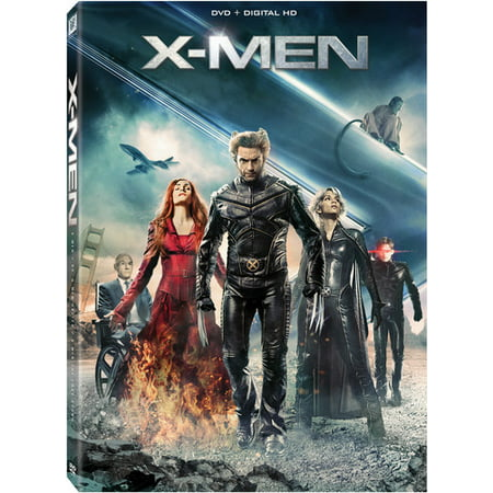 X Men Trilogy Pack Icons  Dvd   Digital Hd