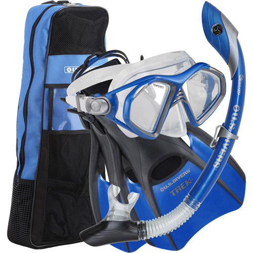 Admiral Island Trek Bag, Blue, Large