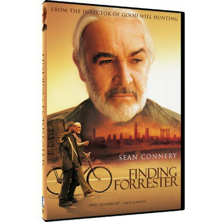 Finding Forrester (DVD) A drama about a unique relationship between an eccentric, reclusive novelist and a young, black, amazingly gifted scholar-athlete. After the novelist discovers that the young athlete is also an excellent writer and secretly takes him on as his prot
