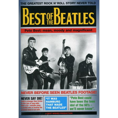 Best of the Beatles: Pete Best: Mean, Moody and Magnificent (The Beatles Sun King Mean Mr Mustard)
