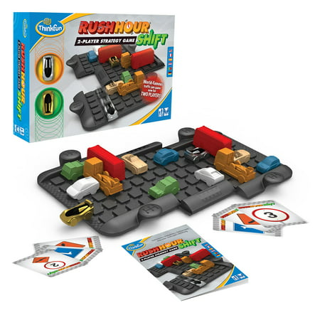 ThinkFun Rush Hour Shift