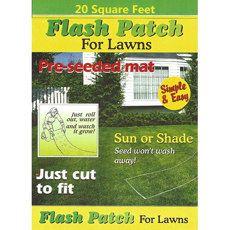 Roll Out Grass Flash Patch for Lawns (20 Sq. Ft.)