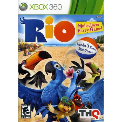 Rio Multiplayer Party Game! - Xbox 360
