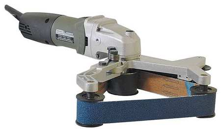 Pipe Surface Polisher,120V,10 lb. HARDIN HPG-331 by HARDIN