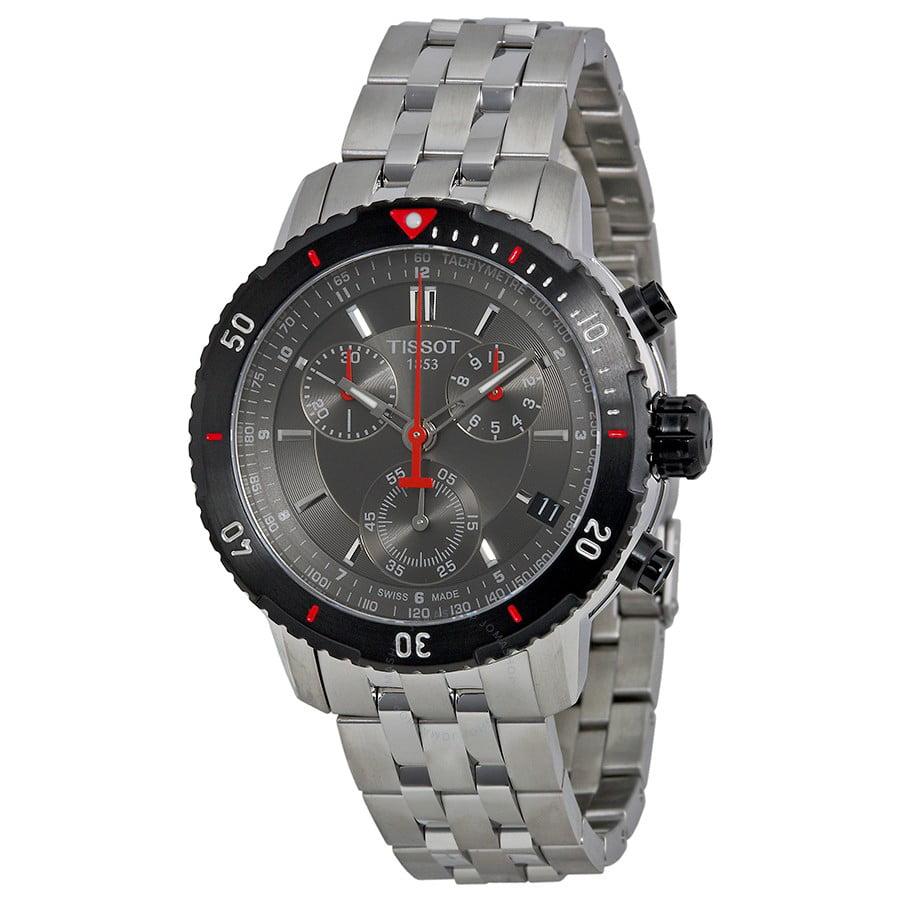 Tissot T-Sport PRS200 Chronograph Mens Watch T0674172105100