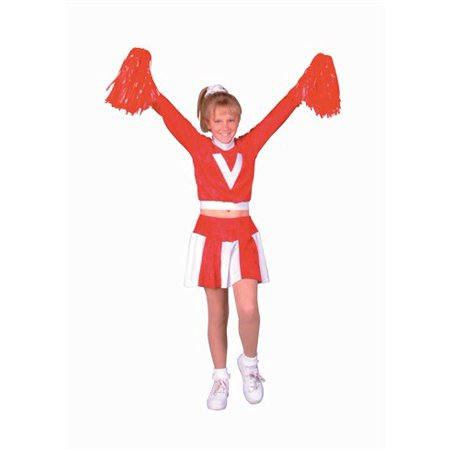 Velvet Cheerleader Child Costume](Dallas Cowboys Cheerleader Costume For Kids)