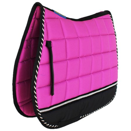 Horse Quilted ENGLISH SADDLE PAD Tack Trail Riding