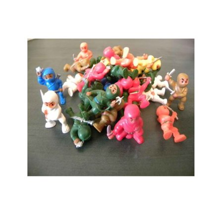 100 PCS *NINJA FIGHTERS NINJAS FIGURES WHOLESALE BULK VENDING TOYS PARTY FAVORS, Ninja fighters ninjas * 100 pcs * wholesale bulk vending toys. By Unbranded](Wholesale Party)
