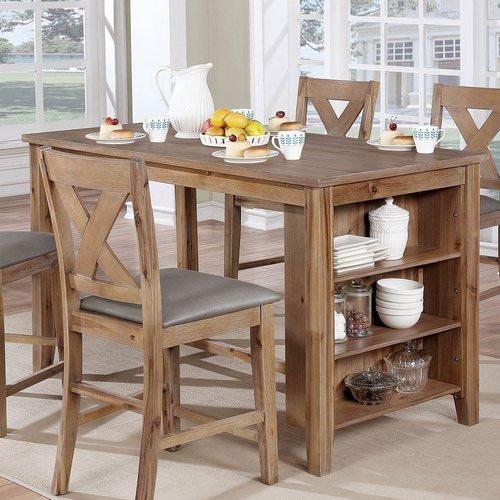 Alcott Hill Ilya Counter Height Dining Table