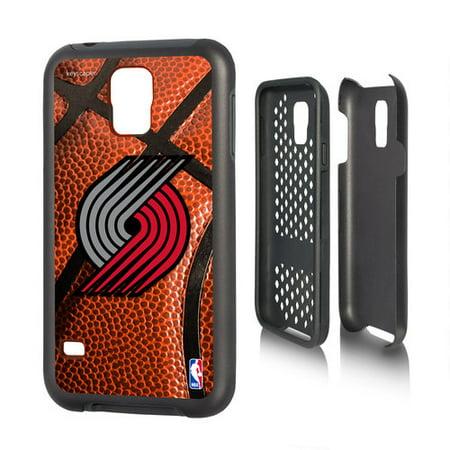 Portland Trail Blazers Basketball Design Samsung Galaxy S5 Rugged Case by Keyscaper by