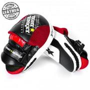 Fight Monkey FM-602-PROMITT Pro Series Leather Focus Mitts