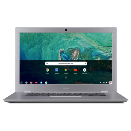 "Acer Chromebook 15 CB315-1HT-C9UA, Celeron N3350, 15.6"" Full HD Touch, 4GB LPDDR4, 32GB Storage, Google Chrome"