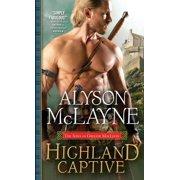 Sons of Gregor MacLeod: Highland Captive (Paperback)