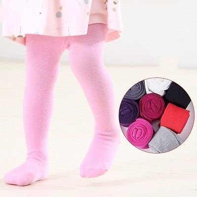 candy color Newborn Baby Girls tights Toddler Kids Little Girl clothing Kintting Stockings Children Pantyhose 18-24Months](Red And White Tights For Toddlers)