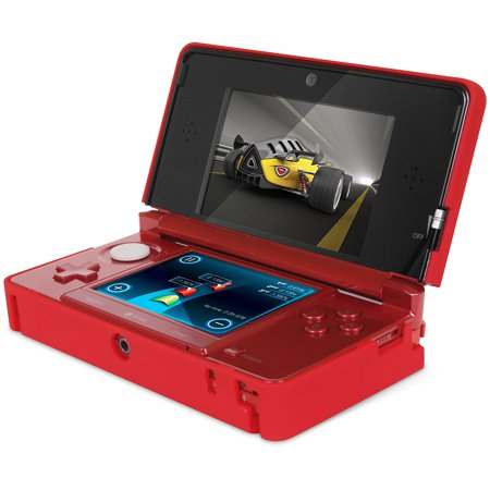dreamGEAR Nintendo 3DS Power Case Red (Nintendo 3ds Power Case)