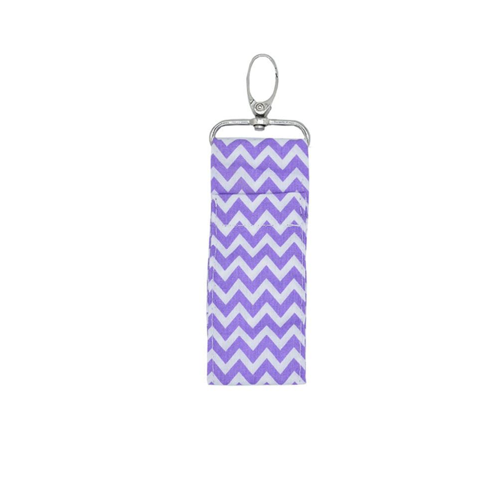 Purple Mermaid Scale Guitar Pick Necklace Unique Custom Fashion Pet Card Keychain