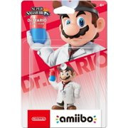 Dr. Mario Amiibo - Super Smash Bros. Series [Nintendo Switch Wii U 3DS Level Up]