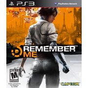 Remember Me, Capcom, PlayStation 3, 013388340668