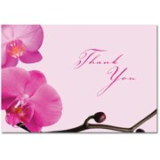 Masterpiece Studios 10680 Pink Orchids Thank You