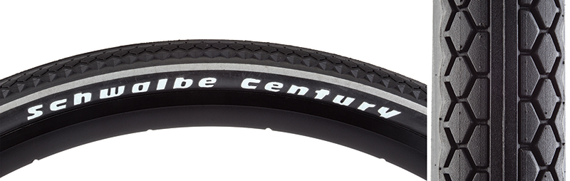 Schwalbe Winter Active Twin K//Guard Bicycle Tires//Studded//700X30//622//Wire//Bel