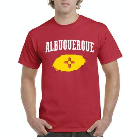 Albuquerque New Mexico Mens Shirts