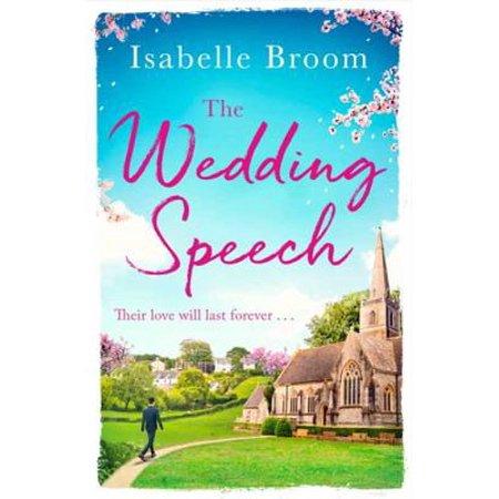 The Wedding Speech - eBook