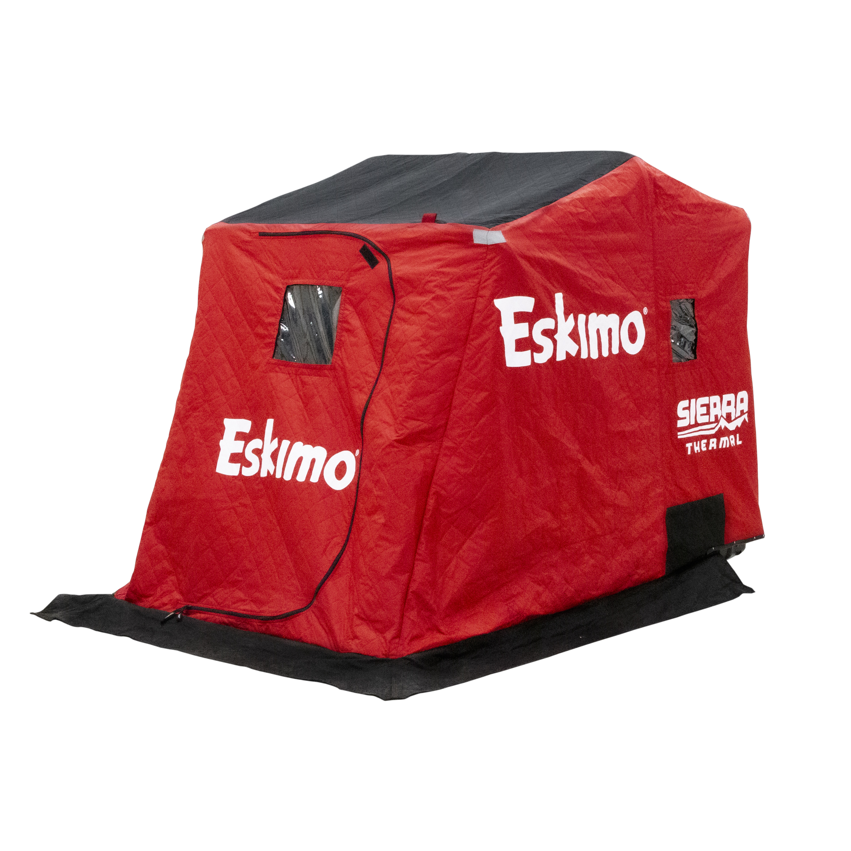 Sierra Series Portable Ice Fishing Flip Style Shelter Sierra Travel Cover
