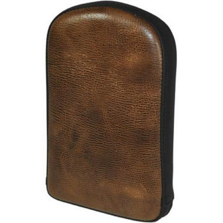 Saddlemen 041141 Gravestone Sissy Bar Pad for Lariat Style Seat - 6.5in. x