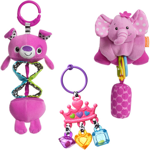 Infantino Girl Bundle