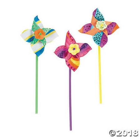 DIY Pinwheels - 48 pcs - Diy Pinwheels