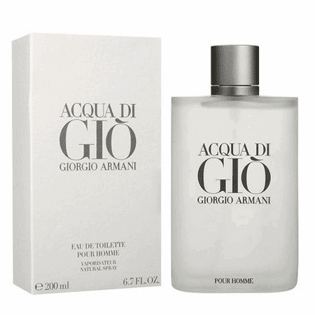 - ACQUA DI GIO 6.7 Oz Eau de Toilette Spray for Men Giorgio Armani