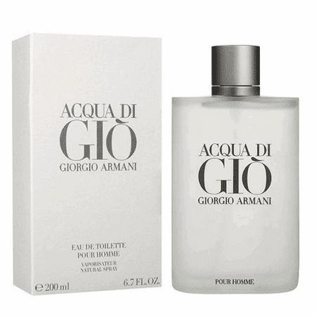 ACQUA DI GIO 6.7 Oz Eau de Toilette Spray for Men Giorgio Armani ()