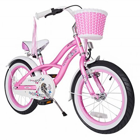 Bikestar 16 Inch (40.6cm) Kids Children Bike Bicycle - Cruiser -