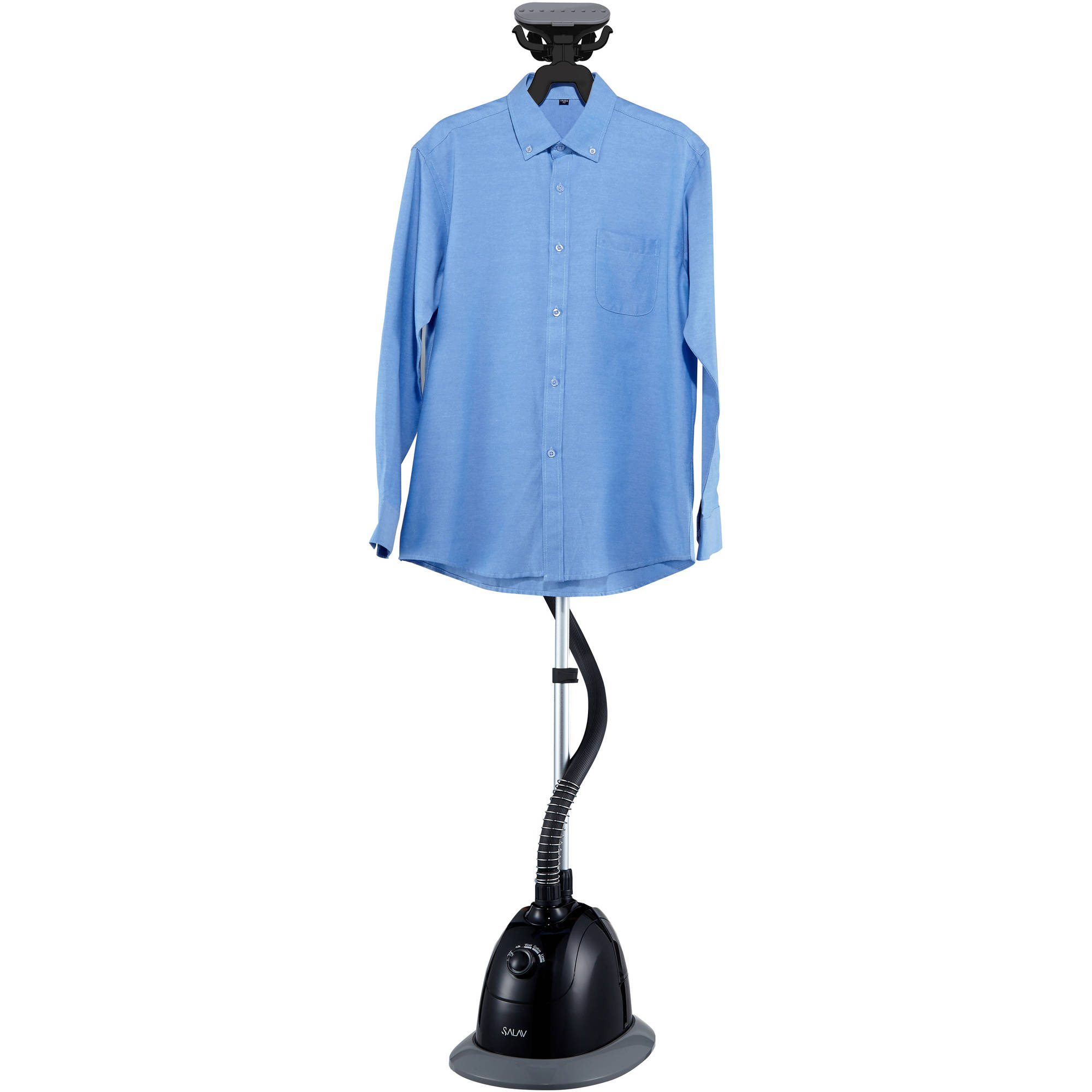 Click here to buy ***DISCONTINUED***SALAV GS34-BJ Performance Garment Steamer with 360 Swivel Multi-hook....