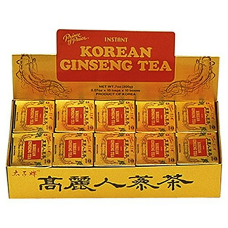 prince of peace instant korean panax ginseng tea - 100 (Best Korean Ginseng Tea)