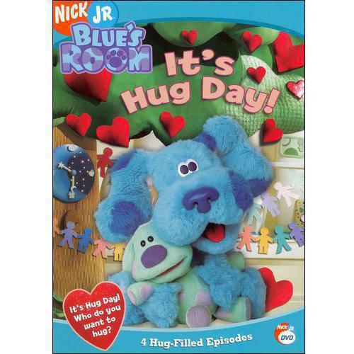 blue's clues blue's room  it's hug day full frame  walmart, Bedroom decor