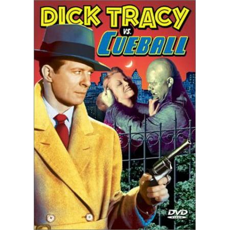Dick Tracy Vs. Cueball (DVD) (Dick Tracy Fancy Dress)