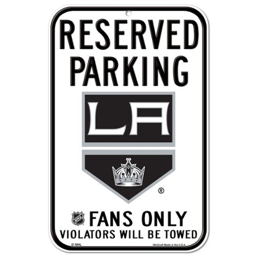 Los Angeles Kings Official NHL 11 inch x 17 inch  Sign by Wincraft