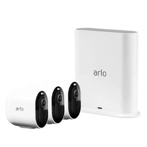 Arlo Pro 3 Wire-Free 2K video HDR Security System - 3 Camera Kit