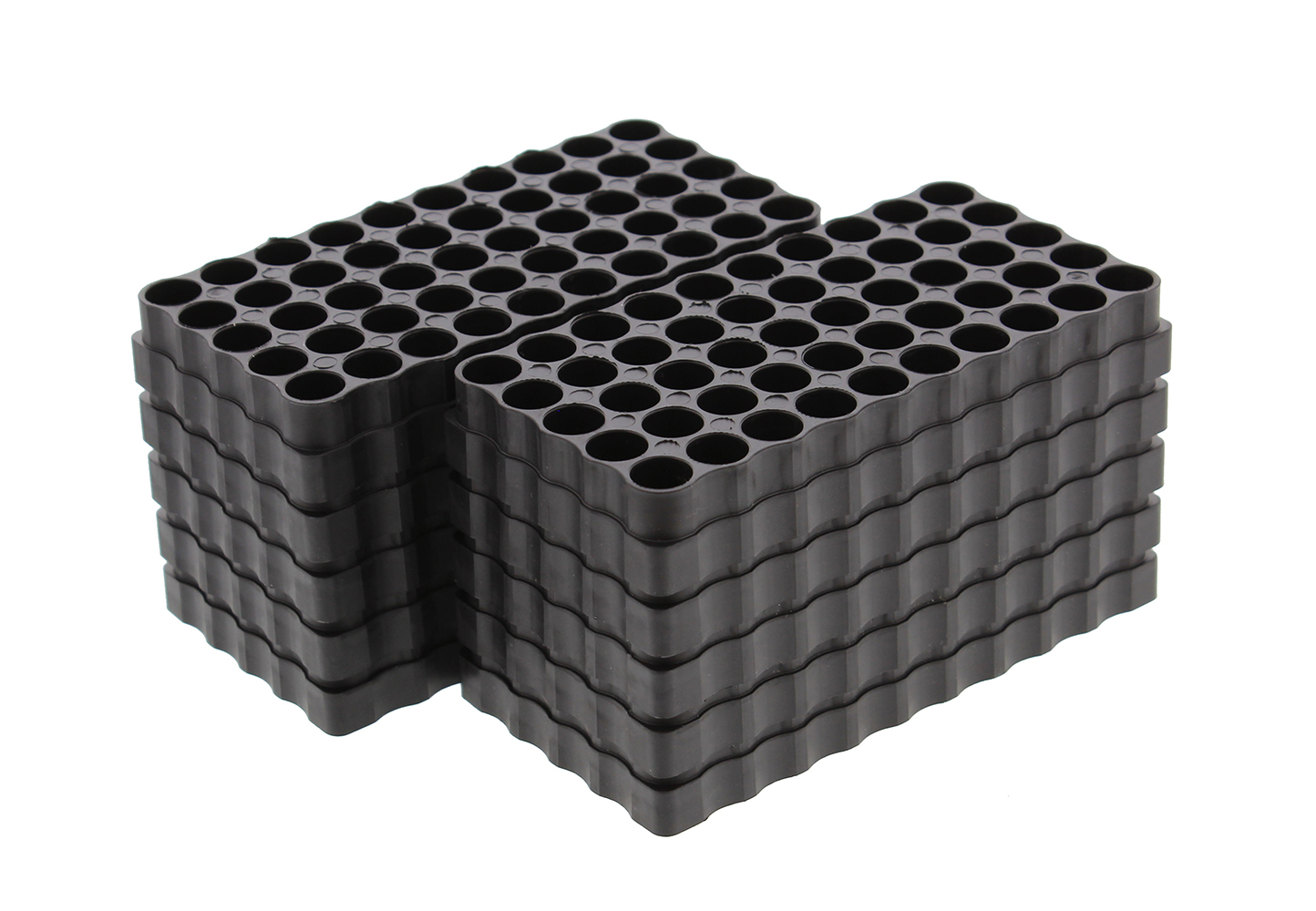 50 Round Universal Reloading Ammo Tray Loading Blocks by Redneck Convent